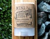 Organic Deodorant - Lavender Rosemary Eucalyptus Stick Deodorant Travel Size