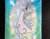 Last Unicorn Zipper Bag