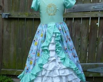 Snow White Dress Seven Dwarfs Size 6/7/8