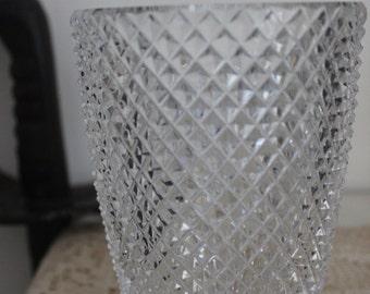 Sweet Crystal Vintage Vase