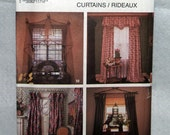 Simplicity House Curtains 7486 Lang Robertson, Ltd. Interior Design and Decoration