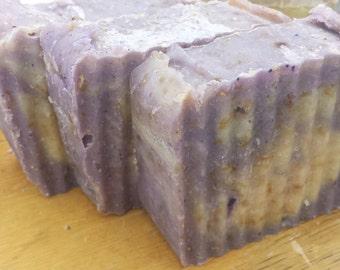 Lilac Oatmeal Soap