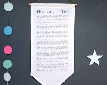 New Parents Poem Banner