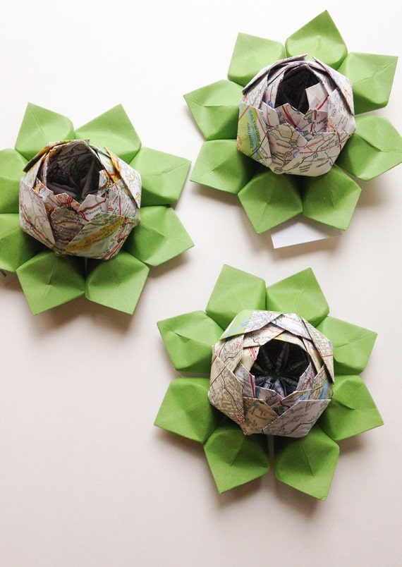 В подарок учителю оригами 349