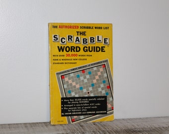 1953 The Scrabble Word Guide