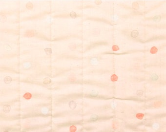 Naniiro 2013 Colorful Pocho  Berry Field-  Cotton double gauze Quilt Quilting  50cm or 19""