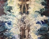 Celestial Cathedral Fine Art Gicle