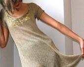 Linen tunic - Tunic dress - Tunic top - Beach tunic - Summer tunic - Women tunic top - Beach cover up - Linen tunic dress - Boho tunic