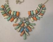 SALE Pastel Colors Necklace