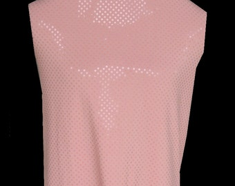 Soft Peach Lycra Spandex Fabric