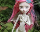 Custom Monster High Rochelle Goyle Doll Repaint OOAK