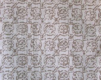 CASTILLE camel- home decor multipurpose fabric