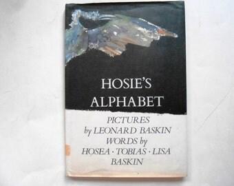 Hosie's Alphabet, a Vintage Children's ABC Book