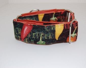 Hot Stuff Martingale Collar