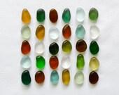 English Sea glass - Colours - Lot DC694