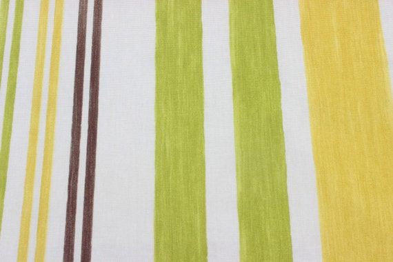 Stripe Fabric By The Yard Curtain Fabric Upholstery Fabric Curtain ...