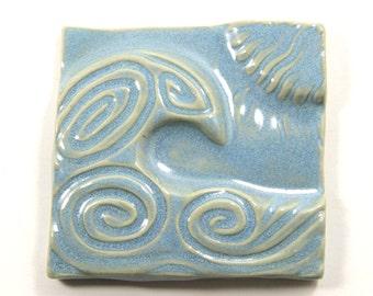 4x4 Ceramic Tile Etsy