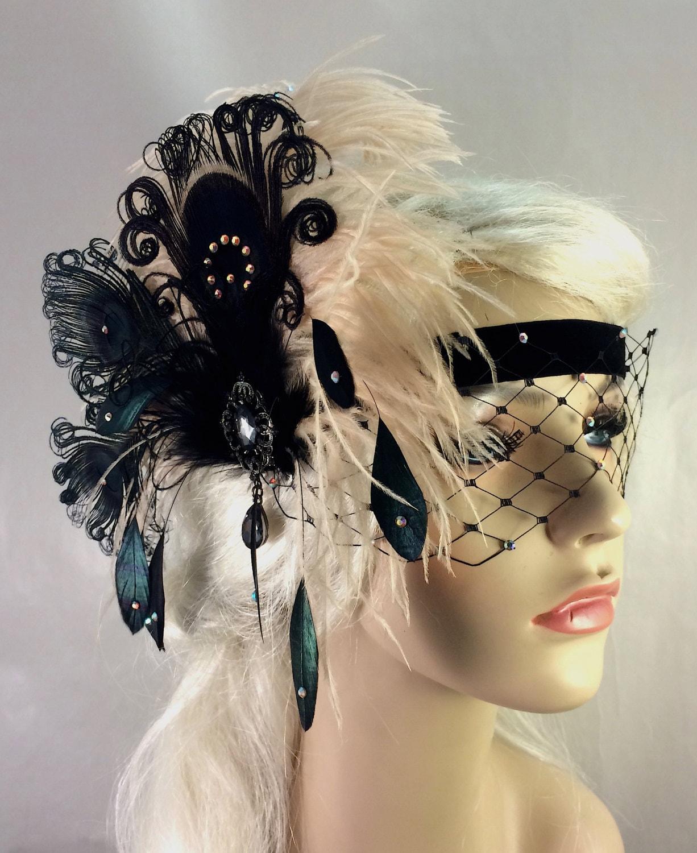 Flapper Headpiece: Flapper Headpiece Flapper Girl Headband Great Gatsby