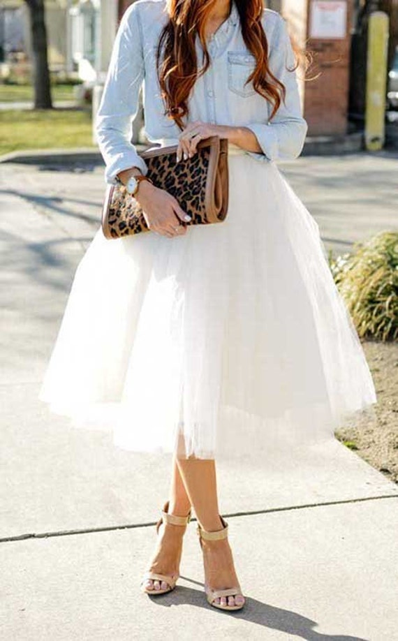 white tulle skirt tulle skirt tulle skirt by