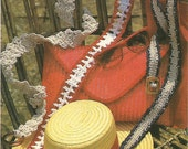 Belts Galore Crochet Pattern No 61 Instant Download