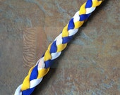 Braided Athletic Headband for All Ages