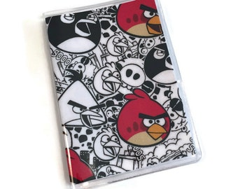 Passport Cover Angry Birds