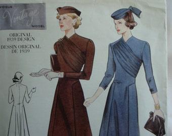 Vogue 2197 sz 12 - Vogue Vintage Model - Sewing Pattern