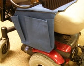 Organizer Caddy for Power Chair or Scooter choice of color