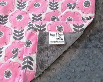 Pastel Poppy Blanket - BUILD YOUR OWN
