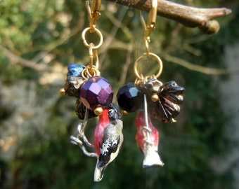 Magic berry with birds