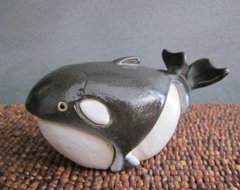 Rinconada Artesania - Black Orca Whale