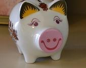 Piggy Bank Boho Chic Festival