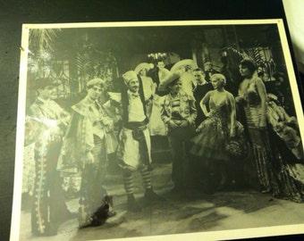 Vintage mariachi photo