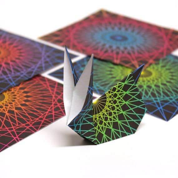 Basket Weaving Supplies Portland Oregon : Lg s lazer origami paper large inch sheets