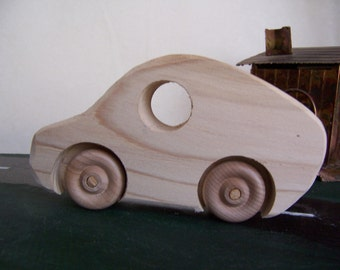 Toy Mini Car with Electric Car Style Handmade for the Kids, Children, Boys and Girls