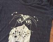 CHILDREN owl  american sign language  ASL  shirt