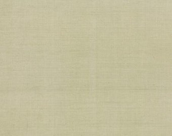 "End of Bolt 1 Yard 17"" of Cross Weave Woven in Sand Natural by Moda"