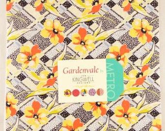 SALE Gardenvale Layer Cake 18100LC by Jen Kingwell for Moda