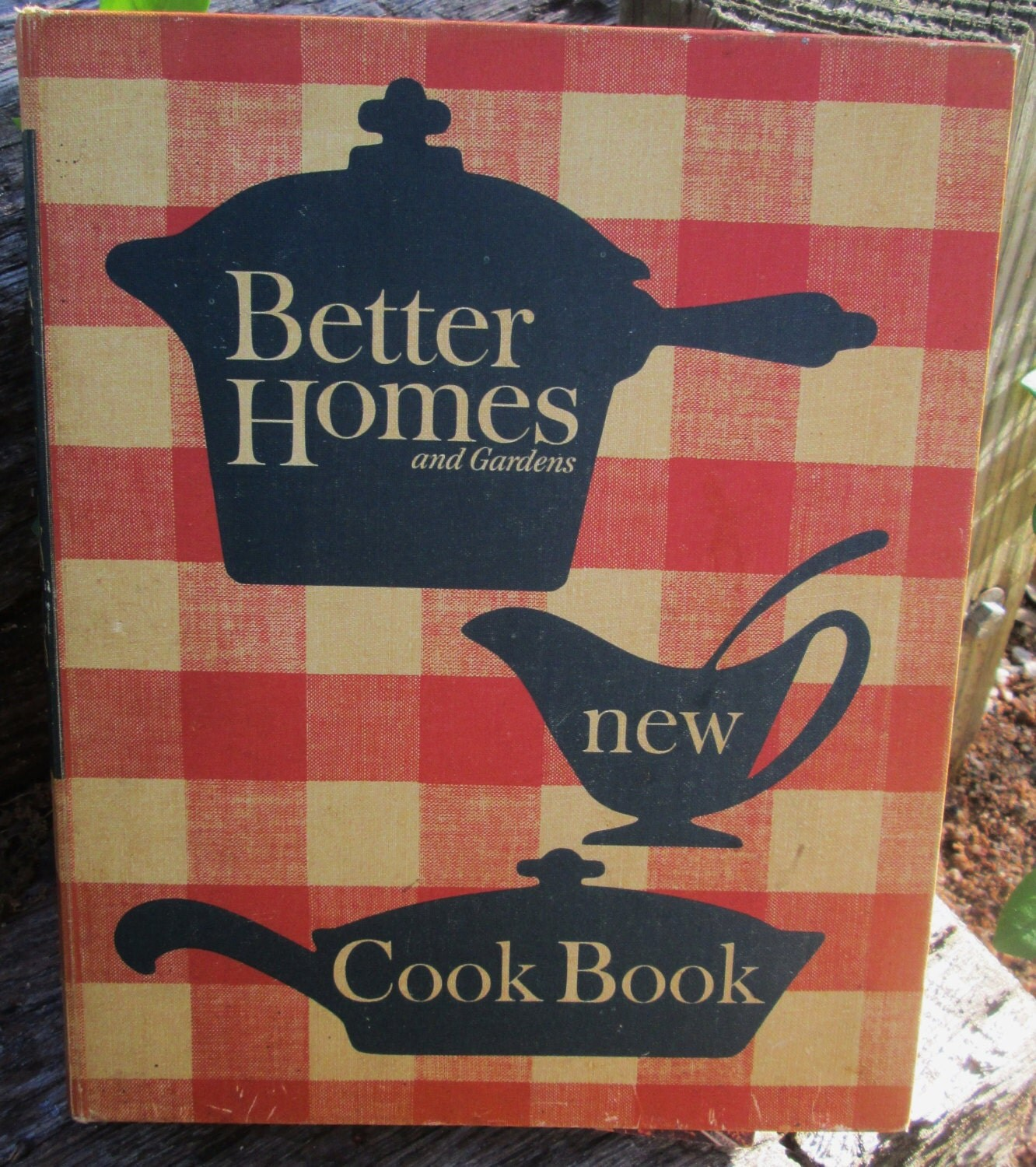 1962 Better Homes And Gardens New Cook Book G 262a