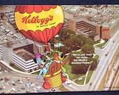 Kellogg Company Features Yogi and Booboo Hanna Barbera Productions