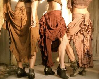 Desert Bustling Skirt