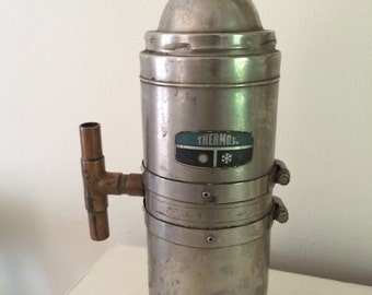 Vintage Cocktail Pitcher - Repurposed Thermos