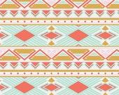 KNIT, Tribal Study Aura, Anna Elise Collection, Bari J., Art Gallery Fabrics, Stretchy Fabric