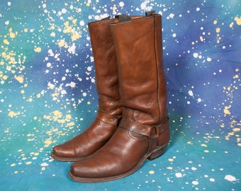 ACME Tall MOTORCYCLE Boot  Men's Size 11 1/2 D