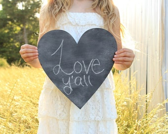 Chalkboard Heart Sign Chalkboard Sign Wedding Chalkboard Sign Chalkboard Board Wedding #DownInTheBoondocks