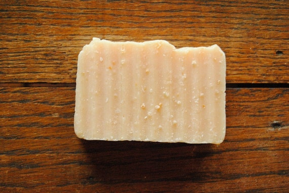 Lemongrass Peppermint handmade soap