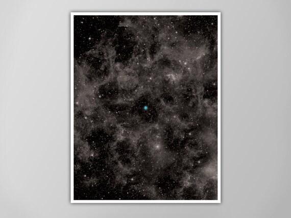Pale Blue Dot Poster Pale Blue Dot Print Pale Blue Dot