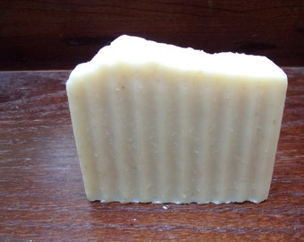 HAPPY FACES- nourishing facial soap with shea butter, jojoba, patchouli, and lavender