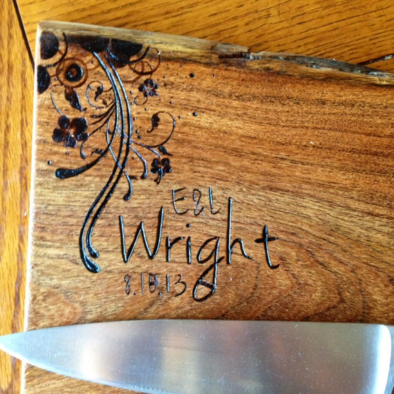 Personalized cutting board create your own design by for Make your own chopping board
