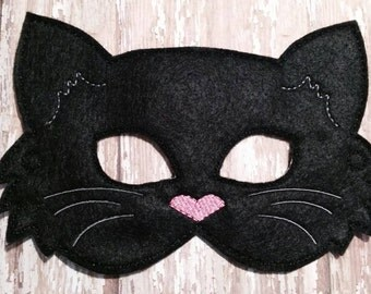 Cat kitty Mask Party Favor Dress Up